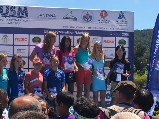 women's podium. photo: Ron Braselton Sr.